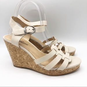 Lucky Brand Willows wedge sandals